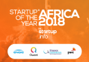 affiche concours startups africaine 2018
